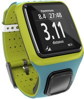 TomTom Runner Limited Edition Green Turquoise