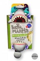 Bladwijzer 'Teethmarks' - Haai