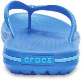 Crocs Crocband Flip  Slippers - Maat 46/47 - Unisex - blauw