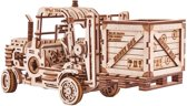 Wood Trick Heftruck - Houten Modelbouw
