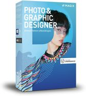 MAGIX Photo & Graphic Designer - Nederlands / Engels / Frans - Windows