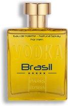 Vodka Brazil Yellow 100 ml - Eau de Toilette - Herenparfum