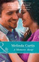 A Memory Away (Mills & Boon Heartwarming) (A Harmony Valley Novel, Book 6)