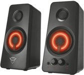 Trust GXT Tytan 2.0 - Gaming Speakerset - Zwart