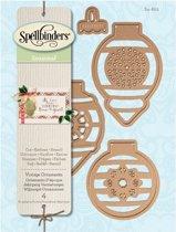 Spellbinders - Shapeabilities Die - Wijnoogst Ornamenten S4-602