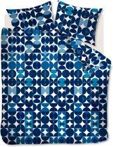 Beddinghouse Alster Dekbedovertrek - Eenpersoons - 140x200/220 cm - Blue