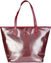 Laura Biagiotti Dames Shopper rood