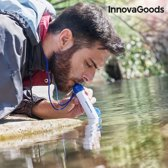 InnovaGoods Draagbare Waterfilter