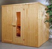 Elementen sauna Lahti Klassiek 201 x 201 x 198 cm.