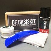 De Basiskit kado gift set voor elke schoenliefhebber - Cadeaus voor vader