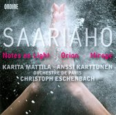 Saariaho: Notes On Light
