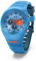 Ice-Watch Pierre Leclercq Horloge - Siliconen - Blauw - Ø49mm
