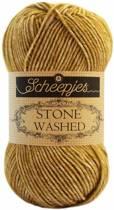 Scheepjes Stone Washed 832 Enstatite PAK MET 10 BOLLEN a 50 GRAM.