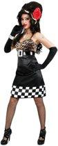 Amy kostuum voor dames 38 (m)