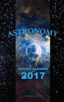 Astronomy Weekly Planner 2017