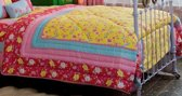 Room Seven Chrissies Sprei - Geel - 260x240