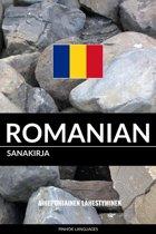 Romanian sanakirja: Aihepohjainen lähestyminen