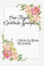One-Minute Gratitude Journal