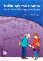Taaltherapie voor kinderen met taalontwikkelingsstoornissen