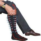 Travelsafe Pressure Sock M/39-42 - black