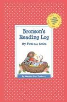 Bronson's Reading Log