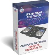 Hercules Universal DJ (Basiscursus)
