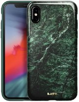 iPhone Xs Max IP18-L MARBLE EMERALD CASE