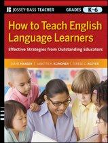 How to Teach English Language Learners