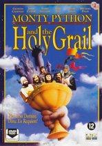 DVD cover van Monty Python - Holy Grail (2DVD)