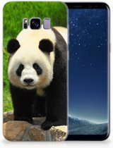 Samsung Galaxy S8 Plus TPU Hoesje Design Panda