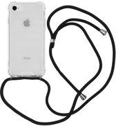 iMoshion Backcover met koord voor de iPhone 8 / 7 - Zwart