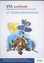 VIA - 3F Onderwijsassistent - Werkboek