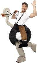 Struisvogel pak voor volwassen - Verkleedkleding - One size