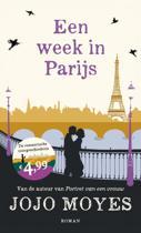 Boekomslag van 'Een week in Parijs'