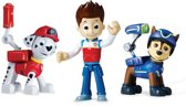PAW Patrol Actie Pups Marshall, Ryder & Chase - Speelset
