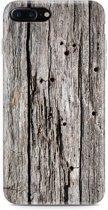 iPhone 7 Plus Hoesje Oud hout