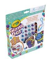 Crayola Glitter Dots - Sleutelhangers Set