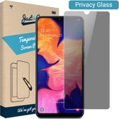 Just in Case Privacy Tempered Glass Samsung Galaxy A10 Protector - Arc Edges