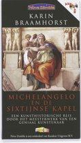Luisterboek met 2 CD's Michelangelo en de Sixtijnse kapel