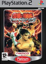 Tekken 5 (Platinum)  PS2