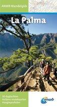Omslag van 'ANWB wandelgids - La Palma'