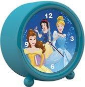 Disney Princess wekker turquoise