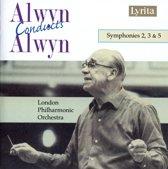 Alwyn: Symphony Nos 2, 3 & 5