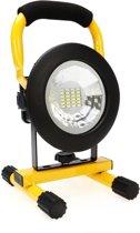 PO-7298 Oplaadbare draadloze LED werklamp 30W - drie standen