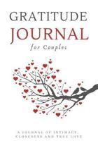 Gratitude Journal for Couples