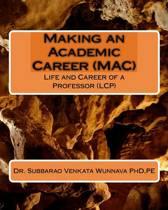 Making an Academic Career (Mac)