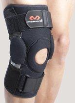 McDavid 422R Kniebrace - Met Dual Disk Scharnieren - Zwart - S