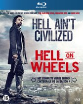 Hell On Wheels - Seizoen 4 (Blu-ray)