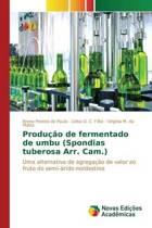 Producao de Fermentado de Umbu (Spondias Tuberosa Arr. CAM.)