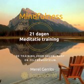 Mindfulness Meditatie CD, 21 dagen training